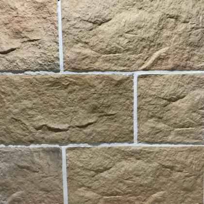 Декоративный камень Русский замок макси - Песочного цвета 13