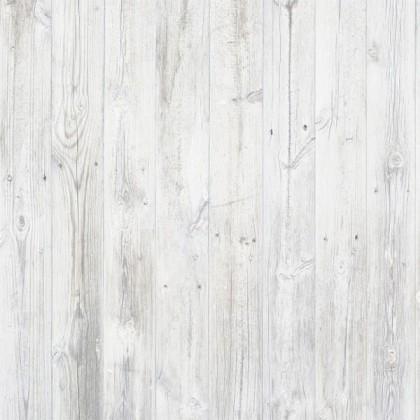 Брашированная доска цвет белый