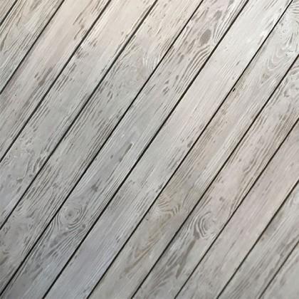 Брашированная доска цвет светло-серый