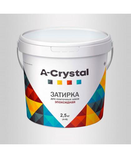 Эпоксидная затирка A-Crystal