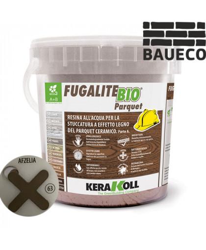 Эпоксидная затирка Kerakoll Fugalite Bio Parquet Afzelia 63