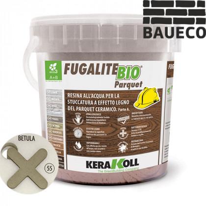 Эпоксидная затирка Kerakoll Fugalite Bio Parquet Betula 55