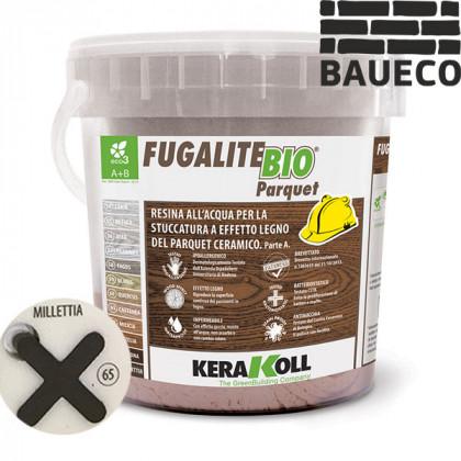 Эпоксидная затирка Kerakoll Fugalite Bio Parquet Millettia 65