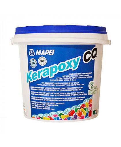 Эпоксидная затирка Mapei Kerapoxy CQ