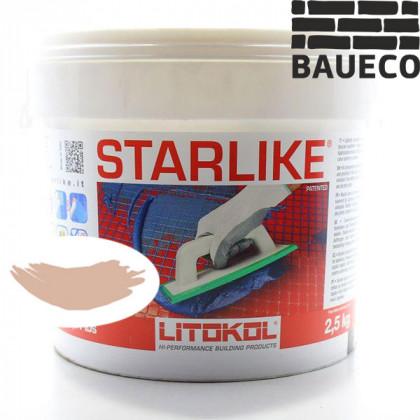 Эпоксидная затирка Litokol Starlike С.230 Corallo Светло - розовый