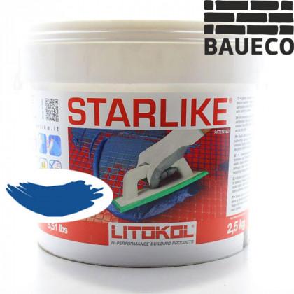 Эпоксидная затирка Litokol Starlike С.260 Zaffiro - Синий