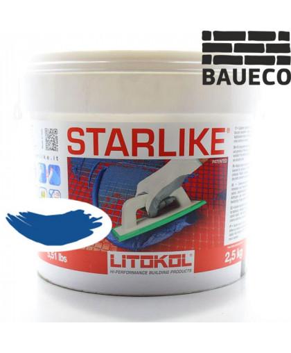 Эпоксидная затирка Litokol Starlike С.260 Zaffiro