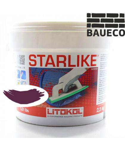 Эпоксидная затирка Litokol Starlike С.360 Melanzana