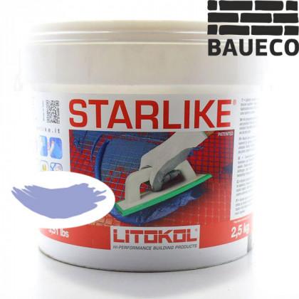 Эпоксидная затирка Litokol Starlike С.380 Lilla - Сиреневый