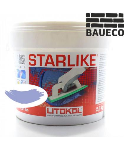 Эпоксидная затирка Litokol Starlike С.380 Lilla