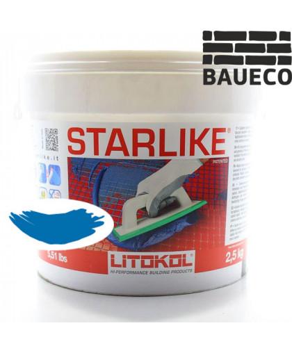 Эпоксидная затирка Litokol Starlike С.390 Artic Blu