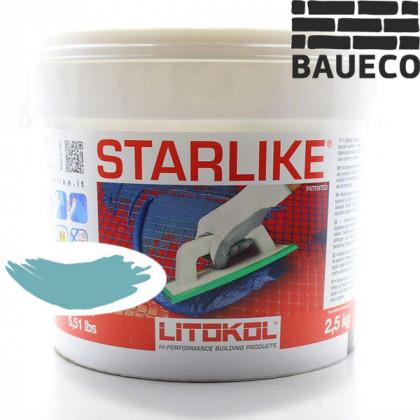 Эпоксидная затирка Litokol Starlike С.400 Turchese - Бирюза
