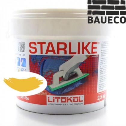Эпоксидная затирка Litokol С.430 Limone - Лимонный