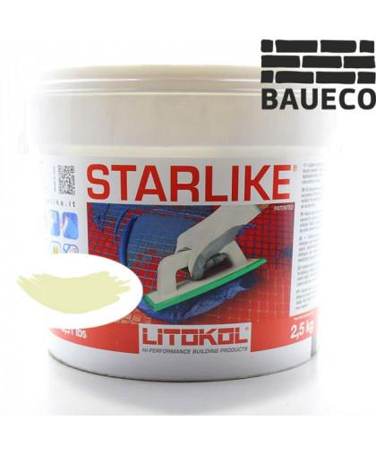 Эпоксидная затирка Litokol Starlike С.440 Lime