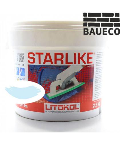 Эпоксидная затирка Litokol Starlike С.530 Azzurro Pastello