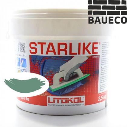 Эпоксидная затирка Litokol С.550 Verde Pino - Зеленая сосна