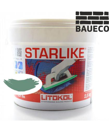 Эпоксидная затирка Litokol Starlike С.550 Verde Pino