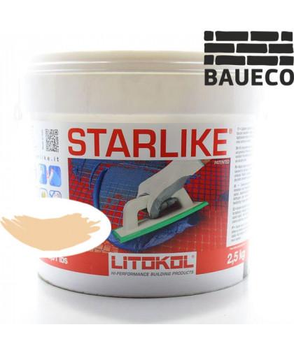 Эпоксидная затирка Litokol Starlike C.250 Sabbia