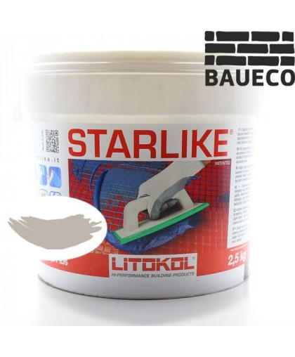 Эпоксидная затирка Litokol Starlike C.220 Silver