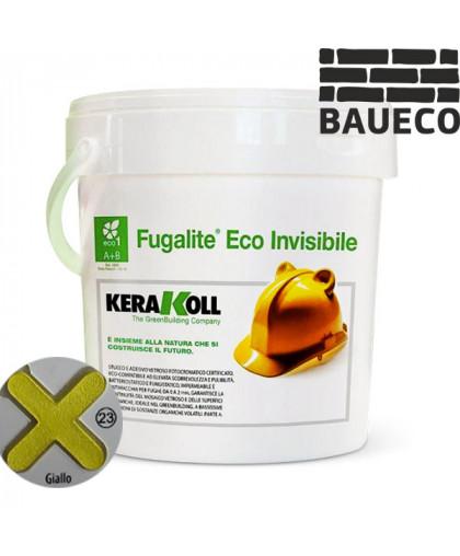 Эпоксидная затирка Fugalite eco Giallo 23