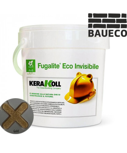 Эпоксидная затирка Fugalite eco Invisibile Gold