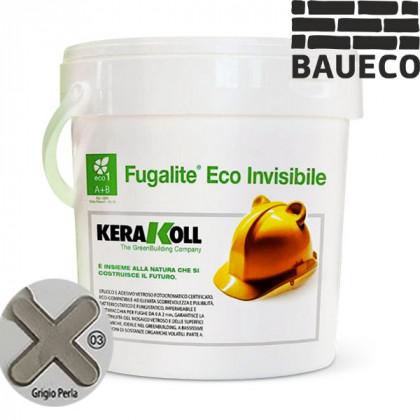 Эпоксидная затирка Fugalite eco Grigio Perla 03 цв Серый