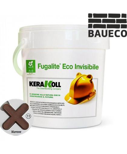 Эпоксидная затирка Fugalite eco Marrone 11