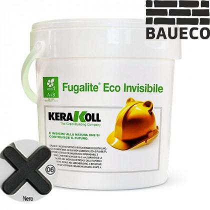 Эпоксидная затирка Fugalite eco Nero 06 цв Черный