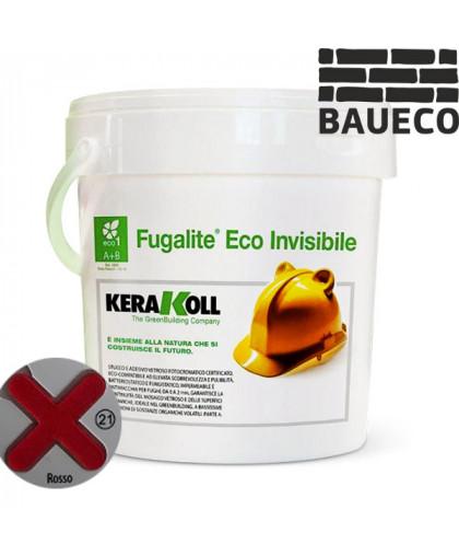 Эпоксидная затирка Fugalite eco Rosso 21