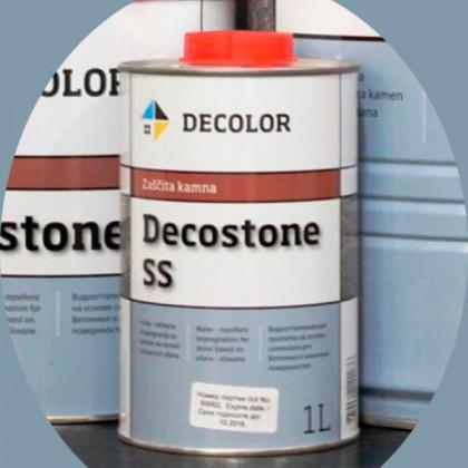 Бесцветный гидрофобизатор для камня Decostone SS (1л)