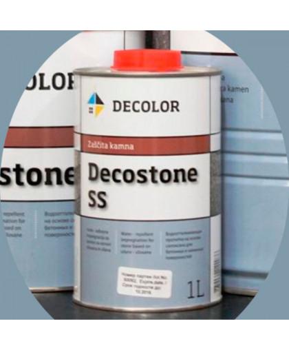 Бесцветный гидрофобизатор для камня Decostone SS