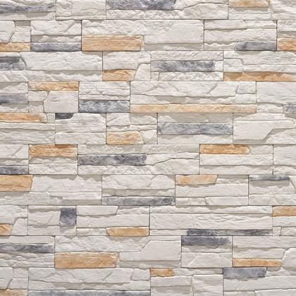 Декоративный камень Альпийский сланец 1203 цв Белый