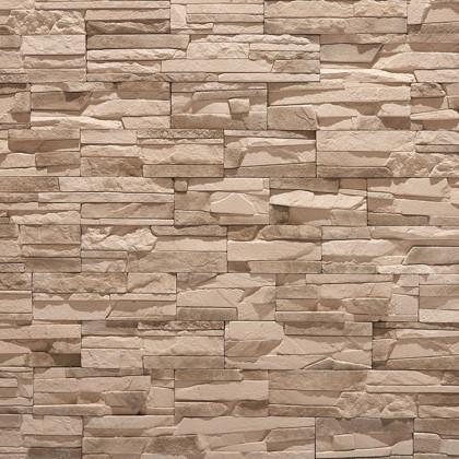 Декоративный камень Тонкий пласт 279 цв Коричневый