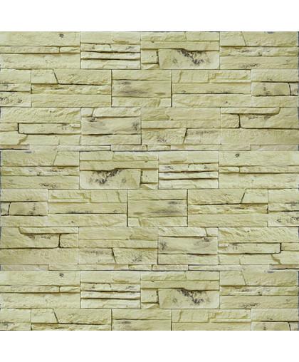 Декоративный гипсовый камень Боро 09