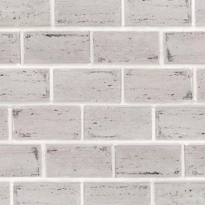 Гипсовая плитка Травертин 1221 цв Серый