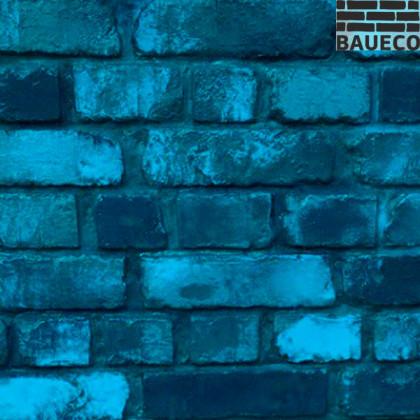 Декоративный кирпич синий - Terracotta Decor