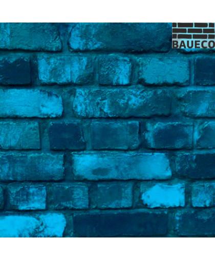 Декоративный кирпич Terracotta Decor Цвет синий