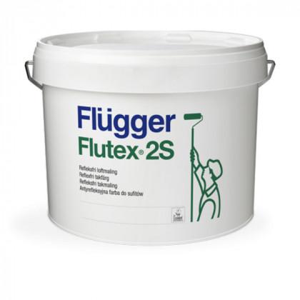 Краска для потолка Flugger Flutex 2S