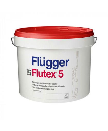 Краска для стен Flugger Flutex 5