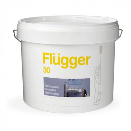 Краска для влажных помещений Flugger Wet Room Paint