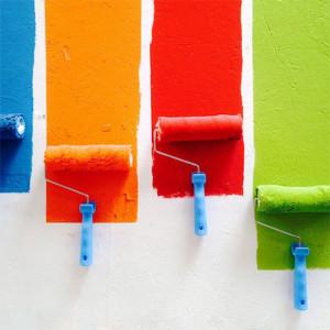 Интерьерная краска для внутренних работ