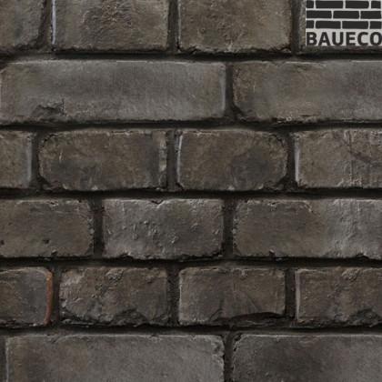 Декоративный кирпич черный - Nero