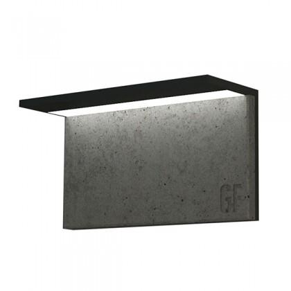 Светильник из бетона настенный Corner