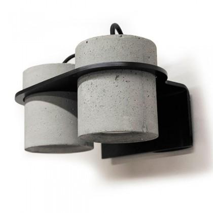 Светильник бетонный настенный INTO
