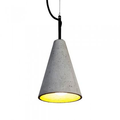 Бетонный светильник подвесной Rotr