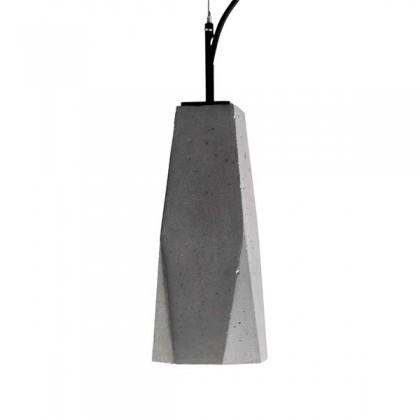 Светильник бетонный подвесной Trapeze