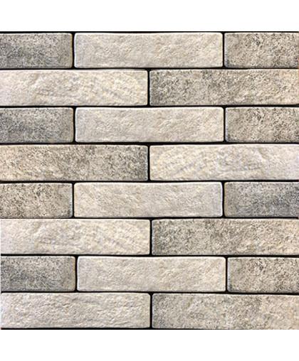 Керамогранит под кирпич Brickstyle seven tones серый