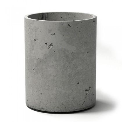 Вазон для цветов из бетона Cylinder 505
