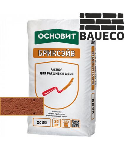 Бриксэйв XC 30 раствор для расшивки швов Оранжевый 046