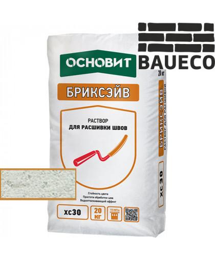Бриксэйв XC 30 раствор для расшивки швов цвет Белый 010